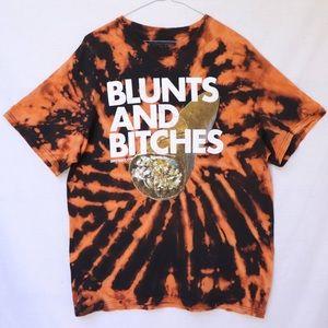 Custom Tie Dye Graphic T-Shirt